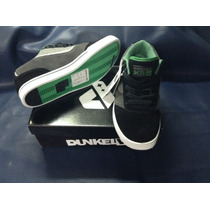 Zapatillas Nueva Dunkelvolk Talla 43 Skater Shoes Black !!!