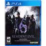 Resident Evil 6 - Playstation 4--solo En Kiero1
