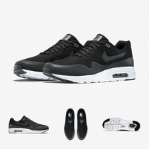 Zapatillas Nike Air Max 1 Ultra Moire | Black 2015 Exclusive