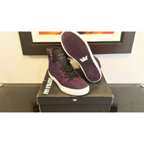 Supra Skytop Purple