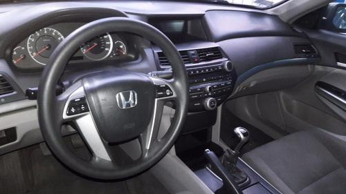 Honda Accord 2.4 Cc 2009 Full