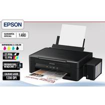 Multifuncion Epson L220 Sistema Continuo Original Y Garantia