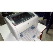 Ocasion Vendo Laserjet 1022 (toner 12-a) 18 Paginas X Minuto