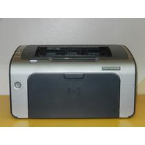 Impresora Hp Laserjet P1006 Excelente Estado