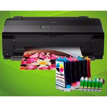 Epson 1430w Formato Ancho A3 Con Sistema Continuo 6 Colores