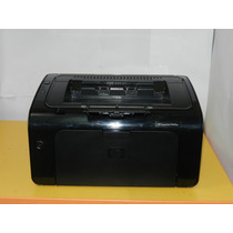 Impresora Hp Laserjet P1102w (wifi) Como Nueva