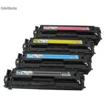 Toner Compatible Hp Laser Color 128 Hp Ce320/21/22/23