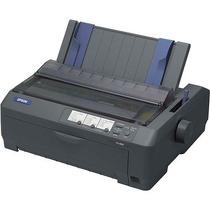 Impresora Matricial Epson Fx-890 Velocidad De Hasta 680cps