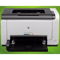 Impresora Laserjet Cp1025nw Full Color Nuevo