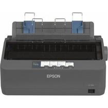 Impresora Matricial Epson Lx-350 Usb Liquidacion!