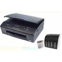 Multifuncional Brother J140w Wifi + Sistema Continuo Tinta