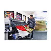 Vinil Adhesivo Banner Alquiler Plotter Hp L25500 60 Pulgadas