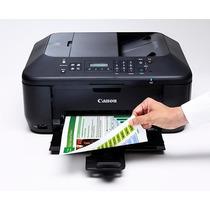 Canon Pixma Mx531, Imprime/escanea/copia/fax, Wifi/usb 2.0