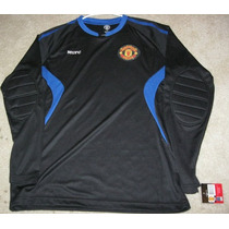 Manchester United Camiseta De Arquero 100% Original