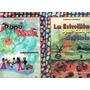 Editorial San Marcos- La Coleccion Del Duende Azul 2 Libros