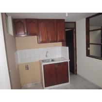 Minidepartamento En Alquiler En La Molina