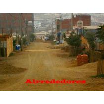 Remato Mi Terreno Por Motivos De Necesidad Economica En Lima