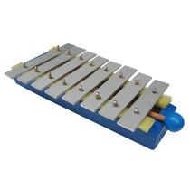 Xilófono De 8 Notas / Ars Bell Venturi.en Aluminio.