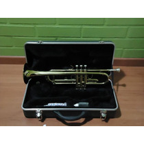 Trompeta Hoffer Deluxe +regalos+garantía+envío Gratis!!!