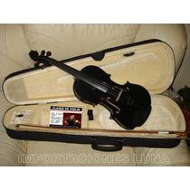 Violin Negro En Lima