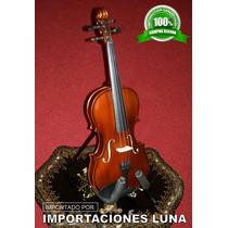 Preciosos Violines Cremona Peru 4/4