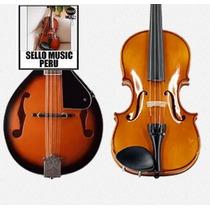 Violin Hoffer O Melody Mas Pack Gratis. Delivery