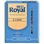 Caña Para Clarinete Rico Royal 1 Caja X 10 Und /d-carlo