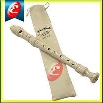 Flauta Dulce Yamaha Yrs23 - Ideal Para El Colegio