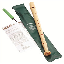 Flauta Dulce Hohner Alemana
