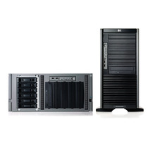 Hp Proliant Ml350(g5) Server 02 X Xeon 5430 2.6 Mhz.300gbx5