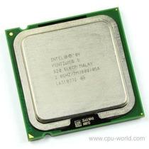 Procesador Intel Pentium D De 2.8ghz/2mb/800 Socket 775