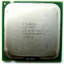 Procesador Pentium 4 3.2 Ghz 2mb Bus 800 Socket 775 Intel