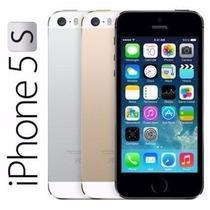 Iphone 5s 16gb Libre 4g Lte 8pm1,5ghz Hd Caja Sellada/tienda
