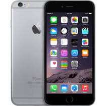 Iphone 6 Plus 64gb Claro/movistar 8mpx 4g Blanco +mica