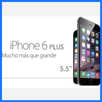 Apple Iphone 6 Plus 16gb Sellado En Caja+tienda+garantia¡¡¡