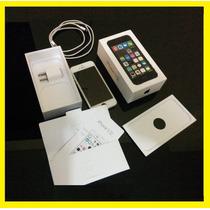 [remate] Iphone 5s 16gb Usado 4g Libre Operador Y Icloud