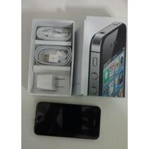 Iphone 4s En Caja Libre De Fabrica