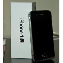 Iphone 4s 8gb,libre Claro/movistar,8mpx,chip A5 Dual Core