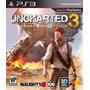 Uncharted 3 Ps3 Español Juegos Ps3 Delivery