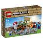 Lego Minecraft 21116 Crafting Box - Entrega Inmediata