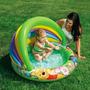 Piscinas Para Bebe Marca Intex Winnie Pooh Honguito Verano