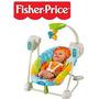 Silla Y Columpio Musical 2en1 Fisher Price Precious Planet