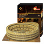 Jueguete Puzzle - Rompecabeza Armable 3d Coliseo Romano