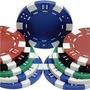 500 Fichas De Poker De 11.5 Gramos Las Pesaditas 5 Colores