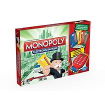 Monopoly Monopolio Banco Electronico De Hasbro.