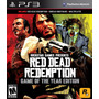 Red Dead Redemption Goty - Ps3