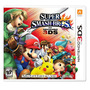 Super Smash Bros 3ds Delivery - Nintendo 3ds