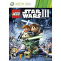 Lego Star Wars Iii: The Clone Wars Xbo 360 Original Nuevo