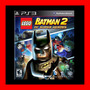 Lego® Batman 2 Dc Super Heroes Ps3
