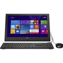 All-in-one Dell Inspiron 20 3043, 19.5 Tn Hd, Pentium N3540